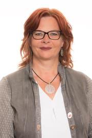 Holte beim 1. Wahlgang am zweitmeisten Stimmen: CVP-Kandidatin Renate Stutz (48). (Bild: PD)