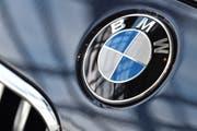 BMW, Symbol für schöne und teure Autos. (Bild: Ingo Wagner/ky)