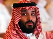 Mein Name ist Hase: der saudische Kronprinz Mohammed bin Salman, starker Mann in der wahhabitischen Familien-Diktatur, will nichts gewusst haben von der Ermordung seines Widersachers Jamal Khashoggi. (Bild: KEYSTONE/AP/AMR NABIL)