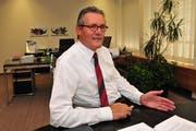 Paul Hälg ist seit 2017 Verwaltungsratspräsident der Dätwyler Holding AG. (Bild: PD)