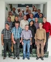Der Männerchor Ettenhausen hat sich für das Fest verstärkt. (Bild: PD)