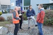 In den Gruppenarbeiten setzte man sich mit den Themen unter der Leitung der Führerprüfungsexperten tiefgründig auseinander. (Bild: Franz Imholz, Erstfeld, 9. November 2018)