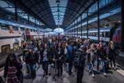 Die Bevölkerung hat in den vergangenen 37 Jahren stark zugenommen. (Bild: Boris Bürgisser, Luzern, 27. März 2017)