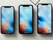 Apple hat offenbar die Bestellungen bei seinen Zulieferern für die neueste iPhone-Generation gekürzt. (Bild: KEYSTONE/AP/RICHARD DREW)