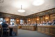 Der Kantonsrat in Ausserrhoden wird in einem Mischsystem mit Proporz und Majorz gewählt. (Bild: Ralph Ribi)