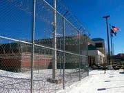 Die US-Haftanstalt Garner in Newtown im Bundesstaat Connecticut. (Bild: KEYSTONE/AP Republican-American/TOM KABELKA)