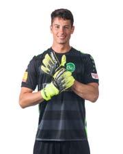 Gianluca Tolino gehört dem Profikader des FC St. Gallen an.