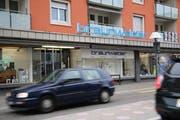 Die Braunwalder AG verkauft Haushaltswaren künftig nur noch online. (Bild: Adrian Lemmenmeier)