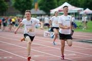 Auch Anlässe wie Schulsporttage für die Oberstufe gehören in den Aufgabenbereich von Jugend und Sport. Im Bild der regelmässige kantonale Schulsporttag 2014 in Sarnen. (Bild Corinne Glanzmann)