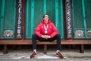 Ramon Zenhäusern ist seit der Olympia-Silbermedaille von Pyeongchang ein gefragter Mann. (Bild: Sven Thomann/Freshfocus (Pyeongchang, 23. Februar 2018) )