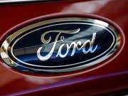 Die Ford-Tochter Argo gibt im Wettrennen um selbstfahrende Autos Gas. (Bild: KEYSTONE/AP/GENE J. PUSKAR)