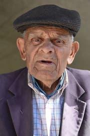 Luca Arapu (88) hat die Deportation überlebt. Bild: André Widmer.