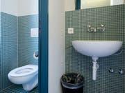 Eine Toilette zu Hause ist ein Luxus. Laut einer neuen Studie müssen 2,4 Milliarden Menschen weltweit ohne auskommen. (Bild: KEYSTONE/CHRISTIAN BEUTLER)