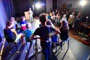 Aufführung der Theaterkids Ebikon in der «Kultursonne». Bild: PD (30. Oktober 2018)