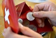 Die Thurgauer Regierung will keinen Mindestlohn. (Bild: Martin Ruetschi/KEY)