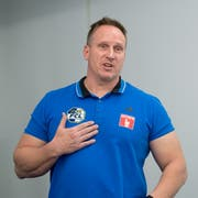 FCL-Konditionstrainer Christian Schmidt ist eine treibende Kraft des Forschungsprojekts. (Bild: Boris Bürgisser/LZ (Luzern, 15. November 2018))