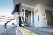Die Postfiliale Sachseln an der Brünigstrasse hat bald ausgedient. (Archivbild: OZ)