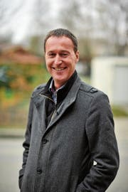 Der Fischinger Gemeinderat René Bosshart stellt sich der Wahl zum Gemeindepräsidenten. (Bild: Olaf Kühne)