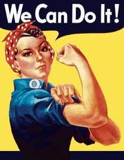«We Can Do It!»: Einladung der FDP-Frauen zur Präsentation ihrer ersten eigenen Liste. (Bild: Getty)