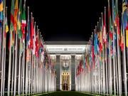 Der Bundesrat erläutert seine Haltung zum Uno-Migrationspakt. Dieser würde aus seiner Sicht die Zusammenarbeit zwischen den Staaten erleichtern. (Bild: KEYSTONE/MARTIAL TREZZINI)