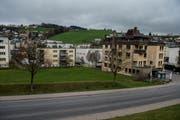 Das Gemeindehaus Adligenswil. Bild: Nadia Schärli (22. März 2017)
