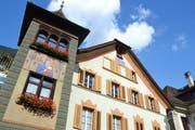 Das Zierihaus, Sitz von Land- und Obergericht Uri in Altdorf. (Bild: UZ)