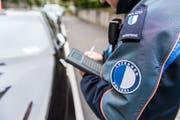 Polizeirapporte werden ab nächstem Jahr automatisch von der Polizei an die Staatsanwaltschaft übertragen – alles digital. (Symbolbild: Roger Grütter)