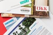 Insgesamt zeige sich im Kanton Zug ein pragmatischer Umgang mit der «schwarzen Liste» der säumigen Prämienzahler, stellt der Regierungsrat fest. (Bild: Keystone/Gaetan Bally)