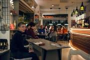 Es war eine Art Heimspiel für Anna Stern bei ihrer Lesung in Romanshorn. (Bild: Ramon Spirig)