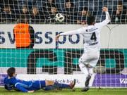 Eray Cömert rettet dem FC Basel einen Punkt (Bild: KEYSTONE/ALEXANDRA WEY)