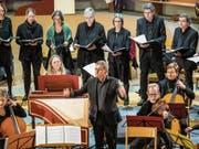 Komponist und Dirigent: Jürg Surber leitet das Appenzeller Kammerorchester. (Bild: Hanspeter Schiess)
