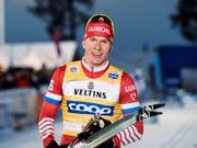 Alexander Bolschunow lächelt in die Kamera. (Bild: KEYSTONE/AP Lehtikuva/MARKKU ULANDER)