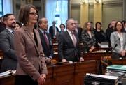Claudia Wetter (SP) ist neue Kantonsrichterin. (Bild: Regina Kühne)