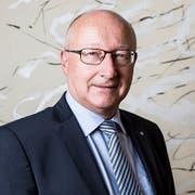Walter Locher (FDP, St.Gallen) (Bild: Mareycke Frehner)