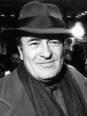 Der Tod des italienischen Regisseurs Bernardo Bertolucci wurde am Montag bestätigt. (Bild: Keystone)