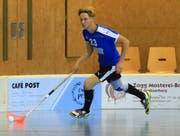 Mit seinen Toren zum 3:1 und 4:1 sorgte Andreas Tischhauser für die Entscheidung. (Bild: Robert Kucera)
