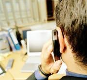 Ein Oberthurgauer fiel auf Telefontrickbetrüger rein und verlor 24'000 Franken. (Bild: Getty)