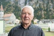Josef Baumann: «Weder meine Frau, noch meine Kinder durften erfahren, was ich die ganze Zeit tat.»