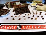 Der Schokoladenkonzern Barry Callebaut steckt 2,8 Millionen Franken in eine Fabrik innerhalb der Keksfabrik von Kunde Garudafood in Indonesien. (Bild: KEYSTONE/STEFFEN SCHMIDT)