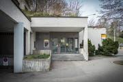 Die ehemalige Poststelle im Riethüsli schloss 2014. (Bild: Urs Bucher)