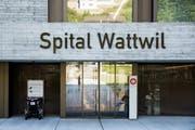 Von der Schliessung bedroht: das Spital Wattwil. (Bild: Mareycke Frehner)