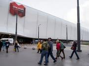 Überraschender Wechsel beim grössten Einkaufszentrum der Zentralschweiz: Direktor Jan Wengeler wird durch Peter Triner ersetzt. (Bild: KEYSTONE/ALEXANDRA WEY)