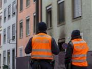 Die Identität der sechs Opfer des Brandes in der Stadt Solothurn ist geklärt. Es handelt sich um Mitglieder zweier Familien aus Eritrea und Äthiopien. (Bild: Keystone/ALEXANDRA WEY)