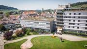 Am Spital Herisau gibt es einen Personalwechsel auf höchster Stufe. Bild: Ralph Ribi