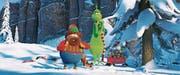 Der Grinch beschliesst, Weihnachten zu stehlen. (Bild: Universal Pictures)
