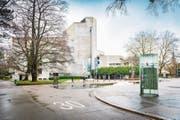 Das Theater St.Gallen wird ab 2020 umfassend saniert. (Bild: Urs Bucher (St.Gallen, 16. Februar 2018))