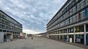 Der Businesspark D4 in Root. (Bild: Dominik Wunderli (9. Januar 2014))