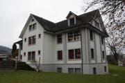 Der Altbau der Bischofszeller Schulanlage Hoffnungsgut: künftiges Zuhause einer Kindergartenabteilung. (Bild: Georg Stelzner)