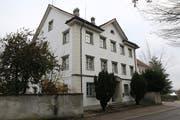 Wil, Fürstenlandstrasse 5: In diesem Haus wuchs der bekannte Architekt Johann Georg Müller (1822–1849) auf. Sein Vater zog einst von Mosnang nach Wil.