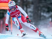 Michelle Gisin war erneut bestklassierte Schweizerin (Bild: KEYSTONE/EPA/NICK DIDLICK)